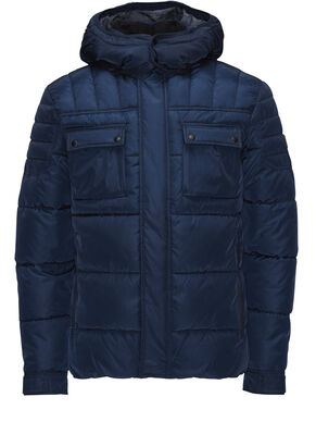 CLASSIC PADDED PUFFER JACKET