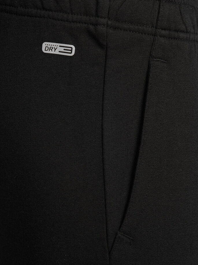COMFY SWEAT PANTS, Black, large