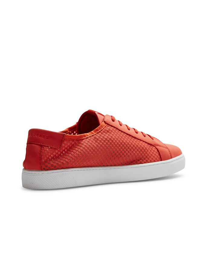 MESH SHOES, Cherry Tomato, large