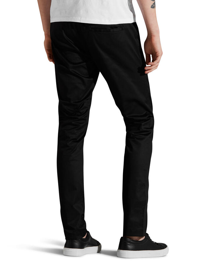 MARCO TREND CHINO, Black, large