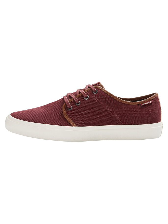 LEINEN- SNEAKER, Port Royale, large