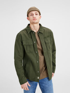MILITARY LIGHT JACKET