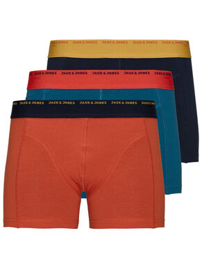 3ER-PACK BASIC- BOXERSHORTS
