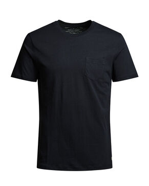 SINGLE POCKET T-SHIRT