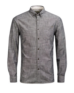 STRUCTURE LONG SLEEVED SHIRT