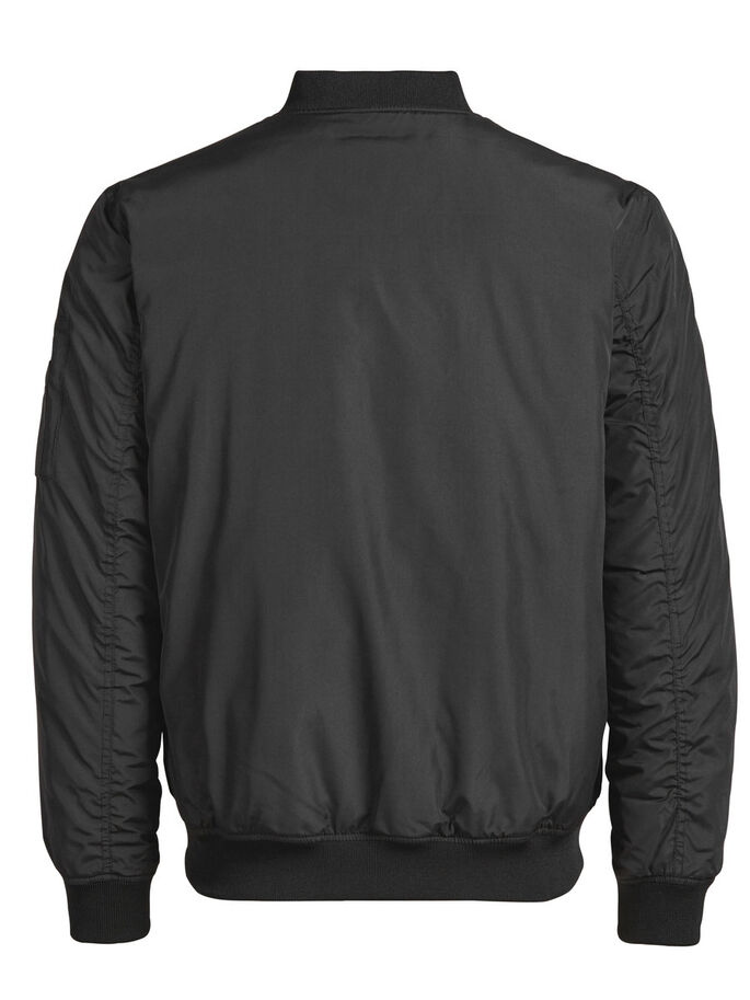 WENDBARE 2-IN-1-BOMBER- JACKE, Black, large