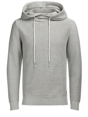 CLASSIC KNIT HOODIE