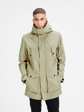 PARKA SHELL JACKET