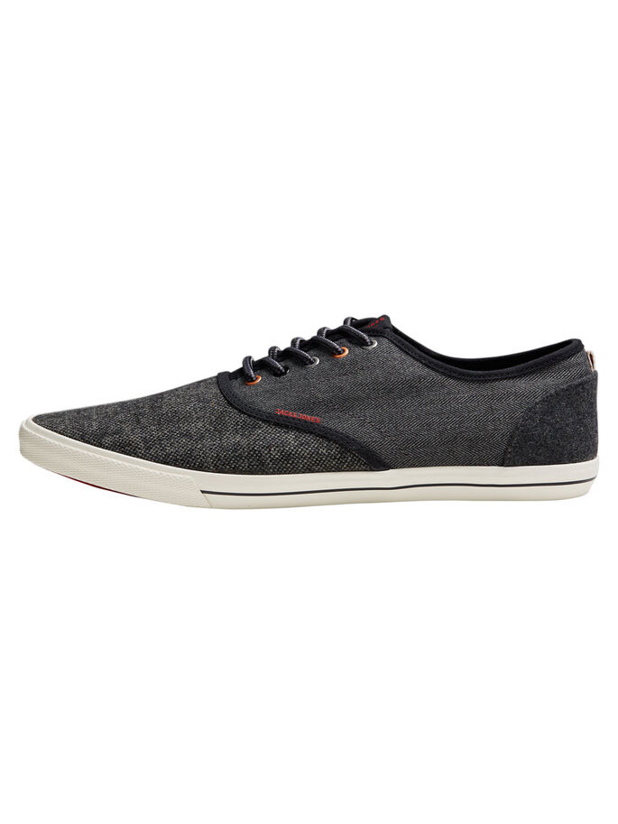 LIGERAS ZAPATILLAS, Anthracite, large