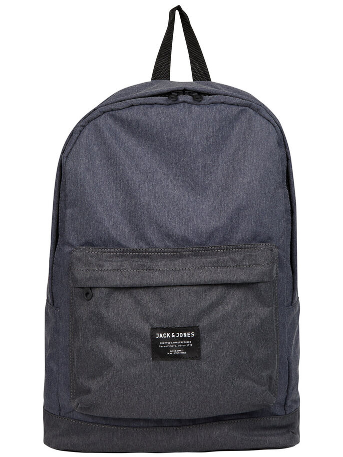 CLASSIC BACKPACK, Navy Blazer, large