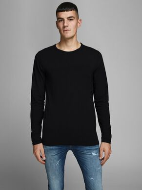 BASIC LANGE MOUW T-SHIRT