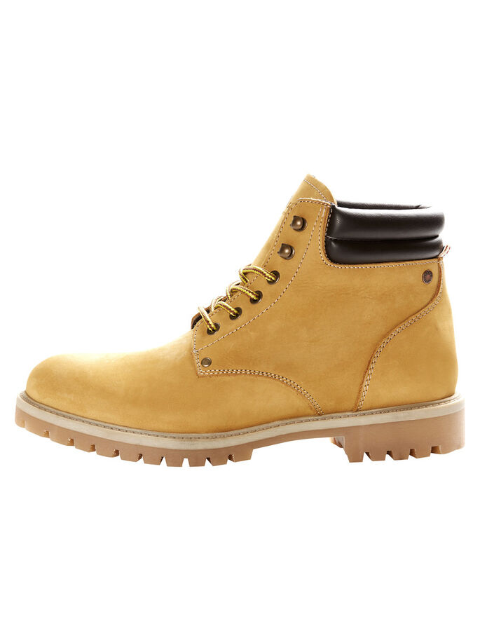 WORKWEAR- STIEFEL, Honey, large