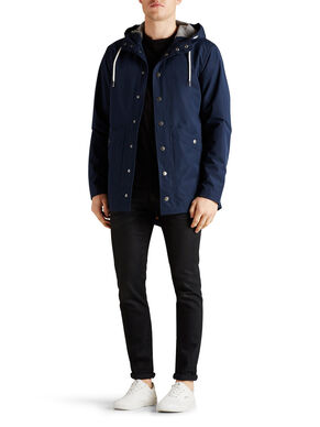 LIGHT WEIGHT PARKA COAT