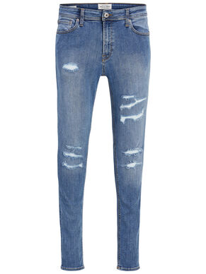 LIAM ORIGINAL AM 506 SKINNY FIT JEANS