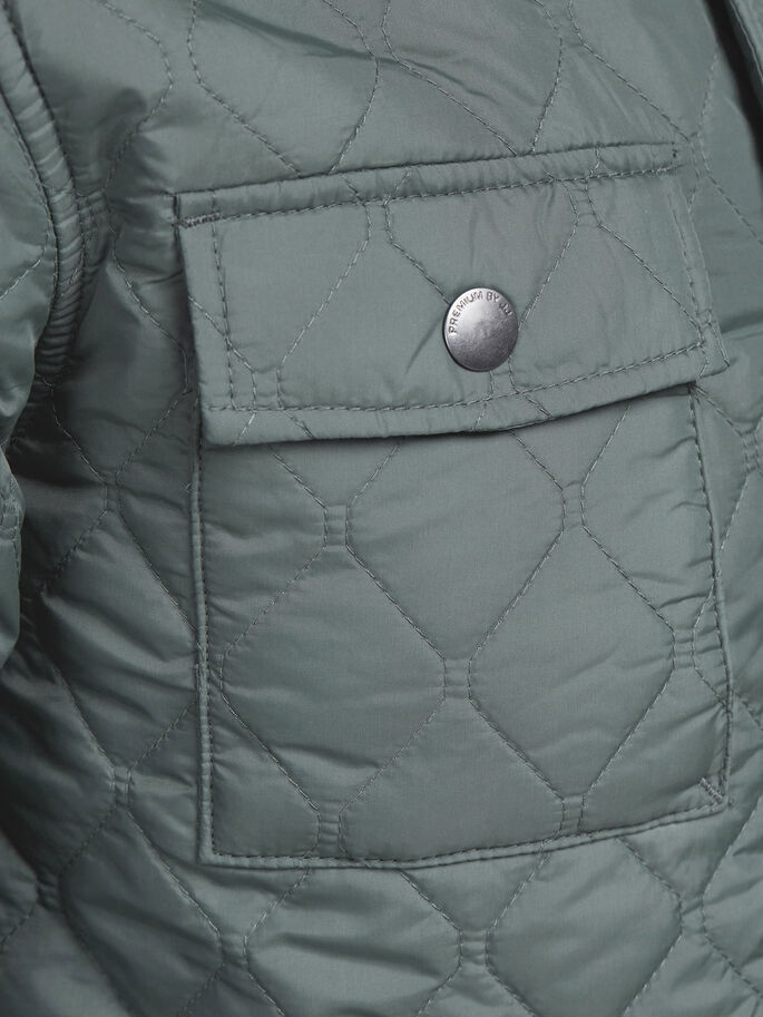 QUILTED LIGHT JACKET, Urban Chic, large