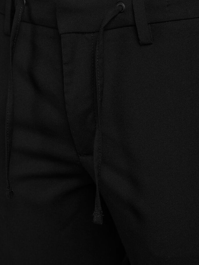MARCO AKM 254 CHINOS, Black, large