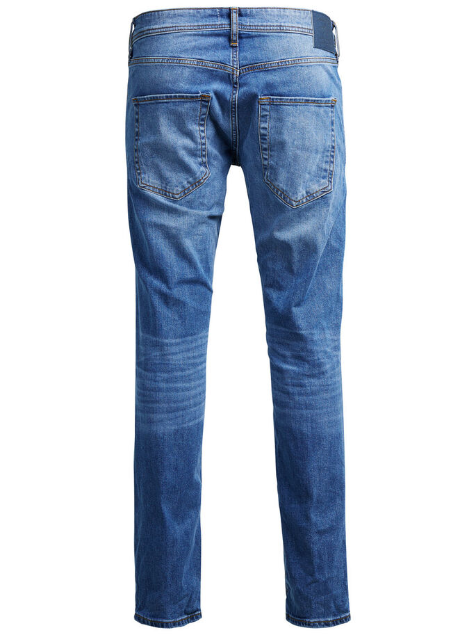 TIM ORIGINAL AM 078 JEAN SLIM, Blue Denim, large
