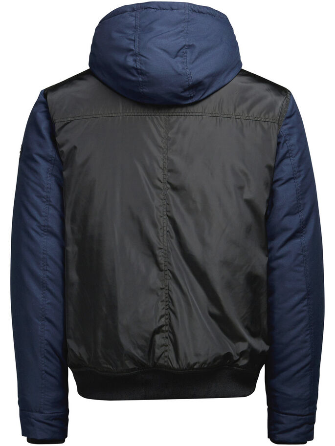 HEAVY JACKET, Black, large