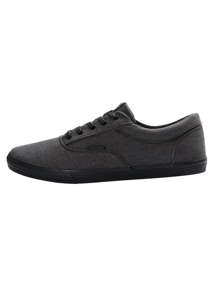 KLASSISKA SNEAKERS, Anthracite, large