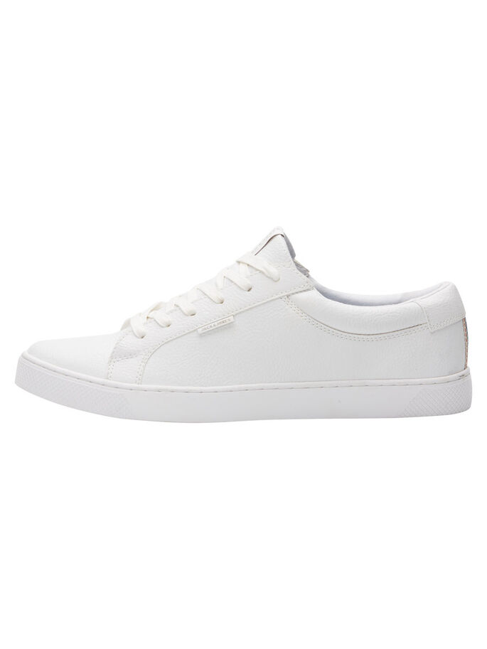 KLASSISKA SNEAKERS, Bright White, large