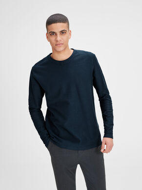 STRUCTURED SWEATSHIRT