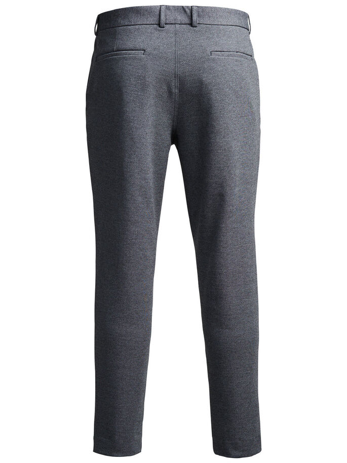 NETTE SWEATBROEK, Dark Grey Melange, large