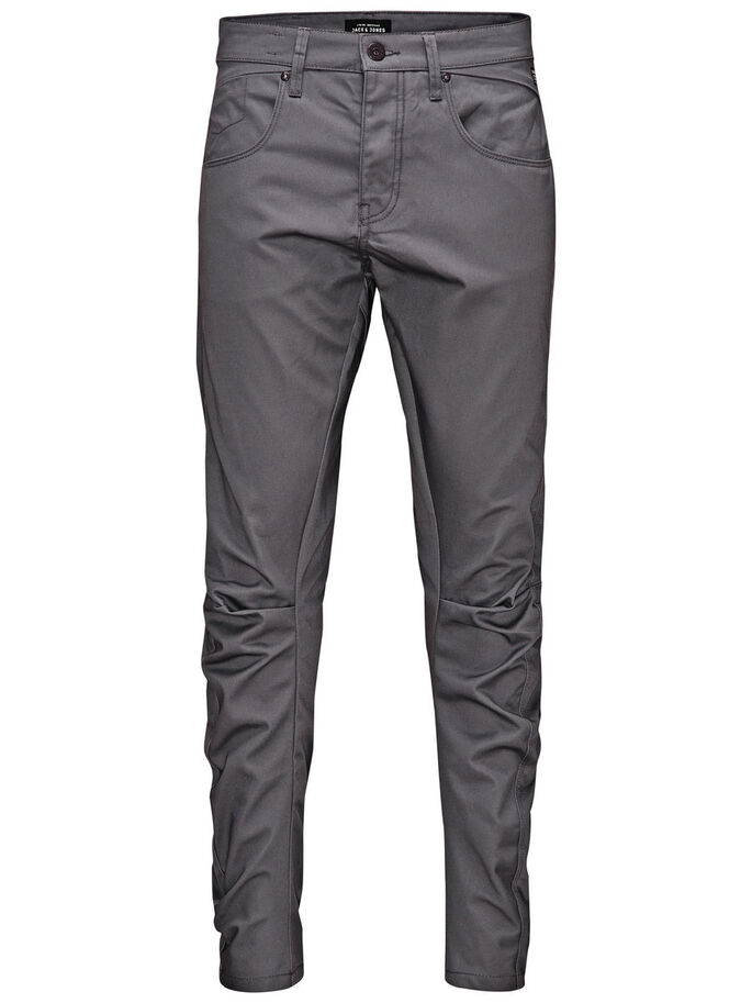 ANTI-FIT TROUSERS, Charcoal Gray, large