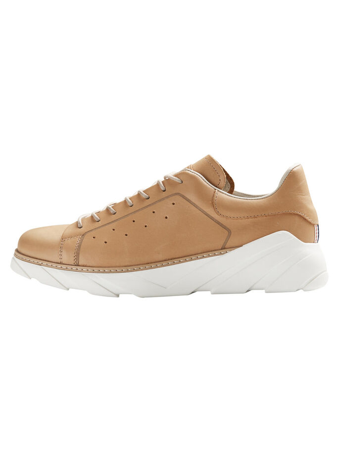 EXKLUSIVA SNEAKERS, Natural, large
