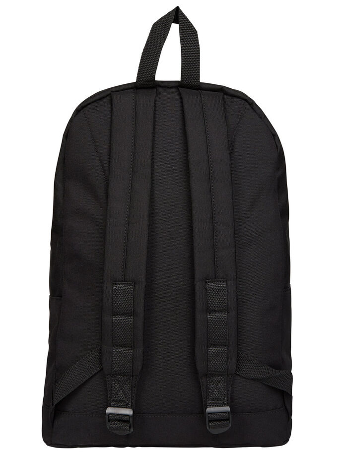 CLASSIC BACKPACK, Black, large
