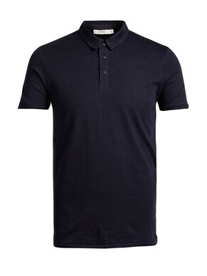 STRUCTURED POLO SHIRT
