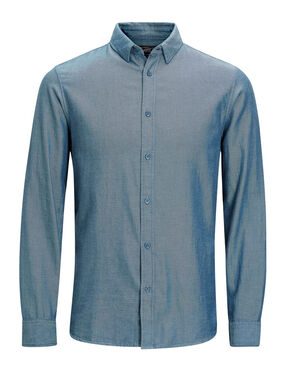 SOFT DENIM LONG SLEEVED SHIRT