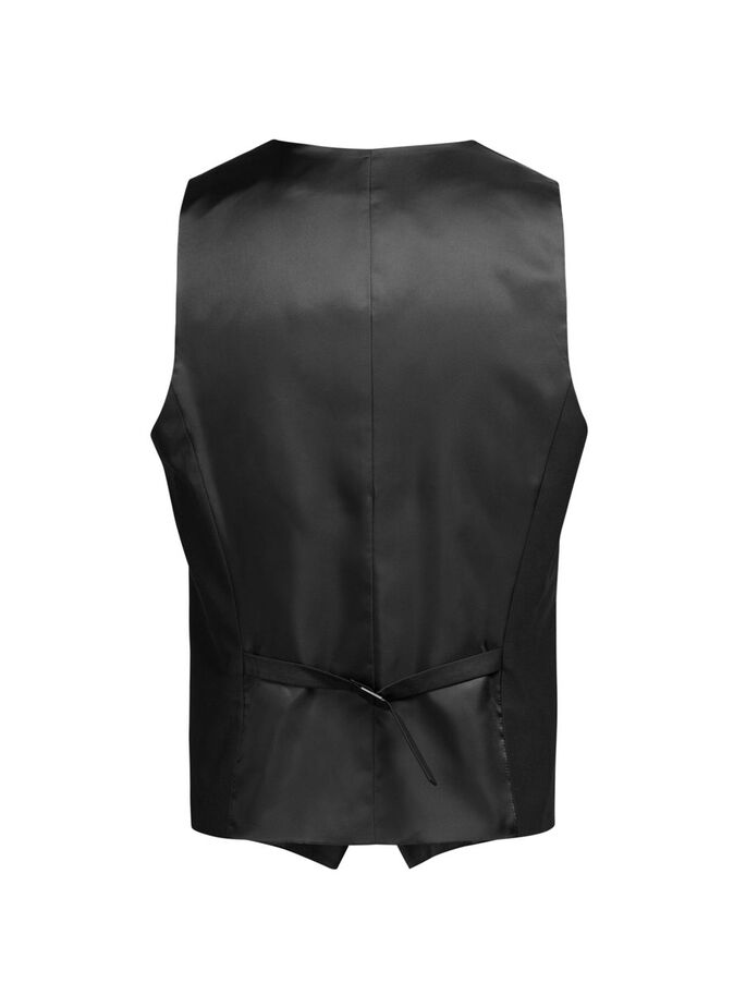 NOIR GILET, Black, large