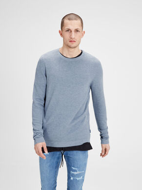 LET STRIKKET PULLOVER
