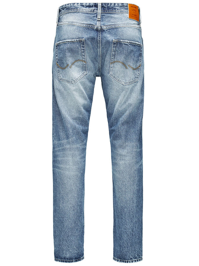 ERIK ORIGINAL SC 674 ANTI-FIT JEANS, Blue Denim, large
