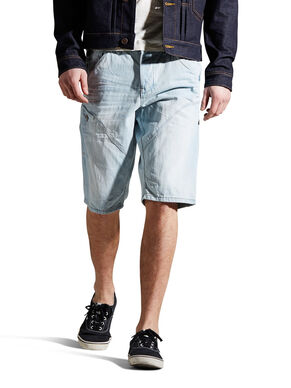 BRANCO LONG SHORTS