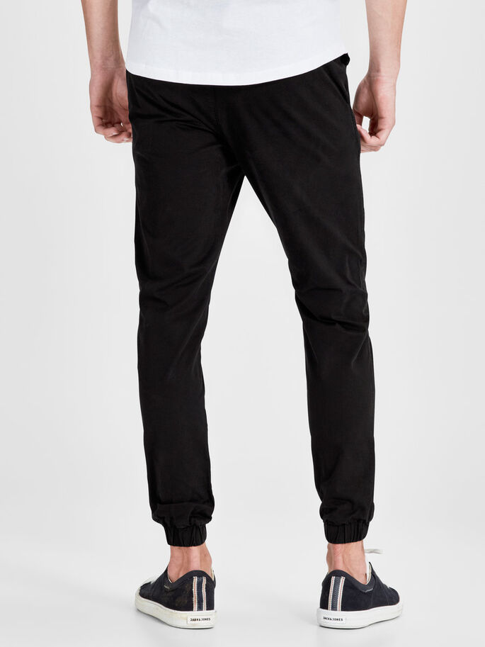 VEGA WW 252 CHINOS, Black, large