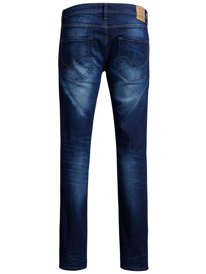 TIM ORG SC 968 SLIM FIT JEANS, Blue Denim, large