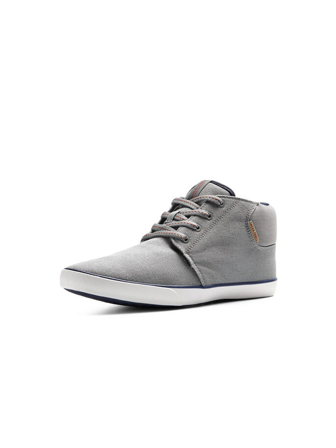 CANVAS SHOES, Frost Gray, large