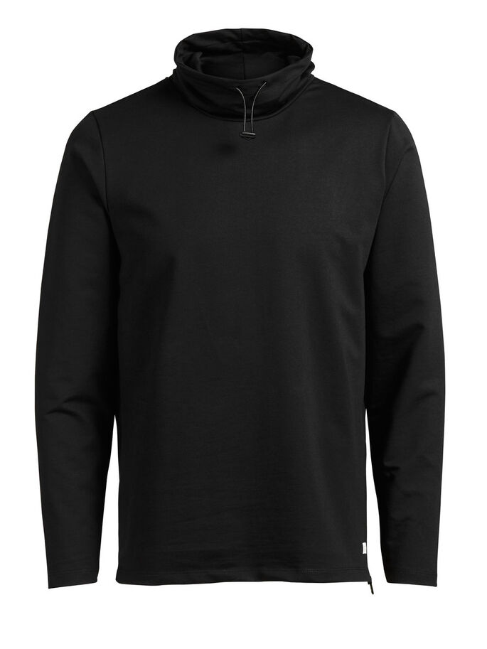 SPORTSINSPIRERT SWEATSHIRT, Black, large