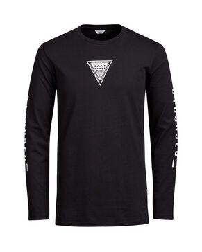 GRAPHIC LONG-SLEEVED T-SHIRT
