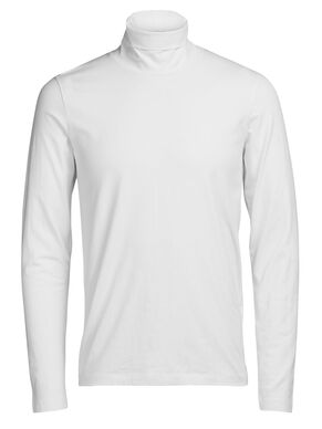 PIMA COTTON LONG-SLEEVED T-SHIRT