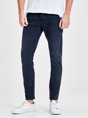 LUKE ECHO JOS 999 NAVY TROUSERS