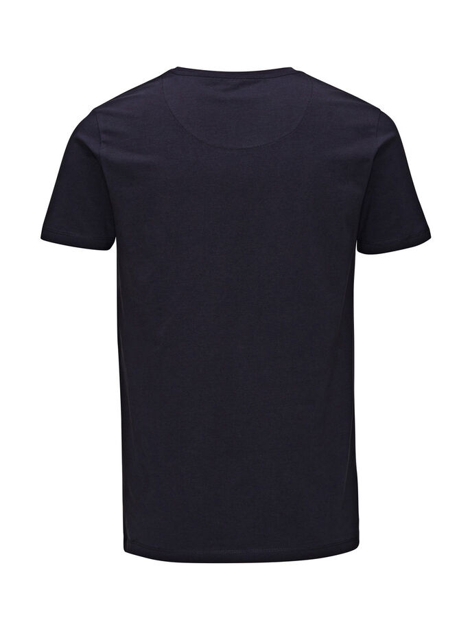 HIGH QUALITY T-SHIRT, Dark Navy, large