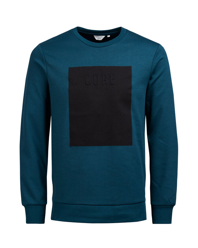 GRAFIK- SWEATSHIRT, Reflecting Pond, large