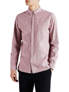 CLASSIC OXFORD LONG SLEEVED SHIRT