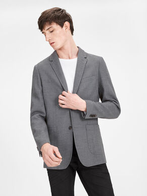 PATCH POCKET BLAZER