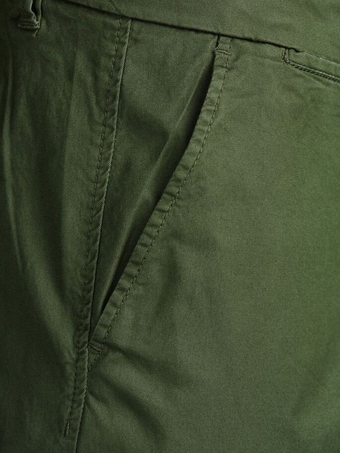 MARCO EARL AKM 165 CHINOS, Olive Night, large