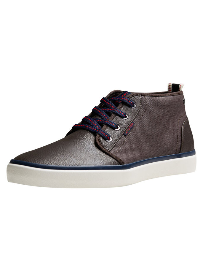 MID CUT SNEAKERS, Java, large
