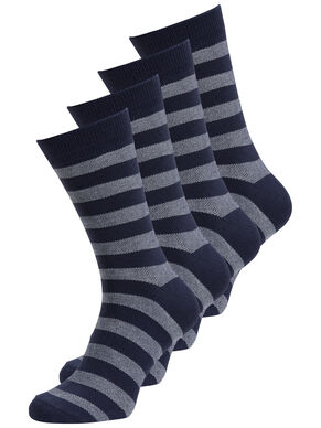 4 PACK SAILOR SOCKS