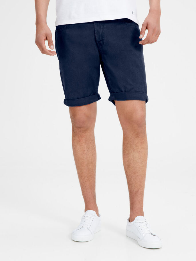 RICK ORIGINAL SHORTS, Navy Blazer, large